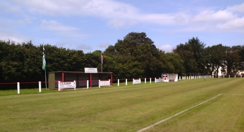 Callington Town Football Club banner image 2
