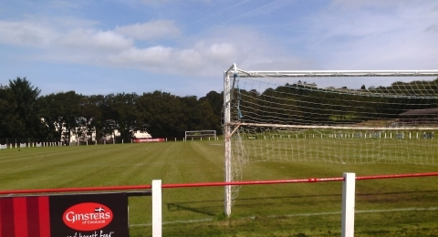 Callington Town Football Club banner image 8