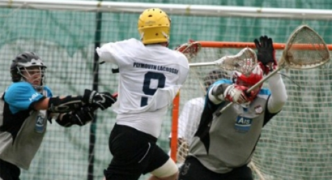 University of Plymouth Lacrosse banner image 5