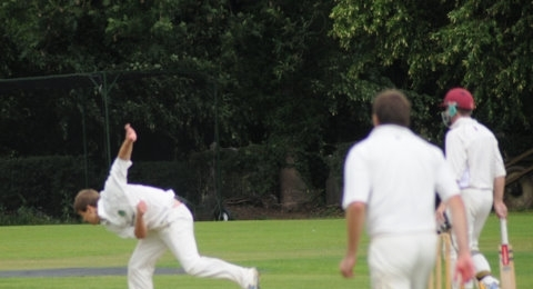 Eccleshall Cricket Club banner image 7