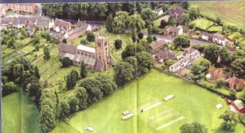 Eccleshall Cricket Club banner image 9
