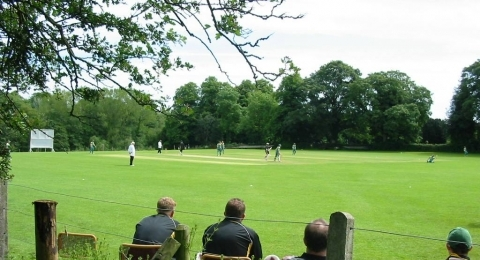 Eccleshall Cricket Club banner image 6