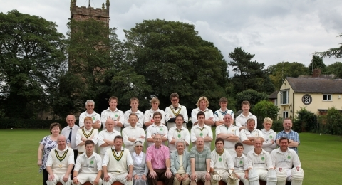 Eccleshall Cricket Club banner image 10
