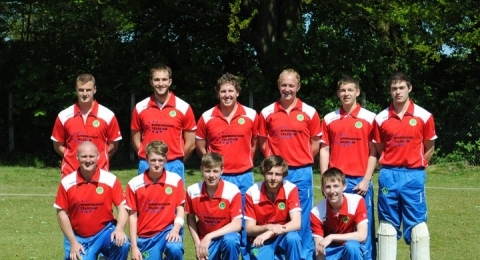 Eccleshall Cricket Club banner image 3