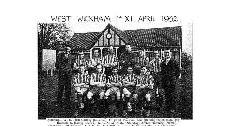 West Wickham Football Club banner image 4