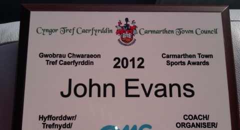 Carmarthen Water Polo Club banner image 6
