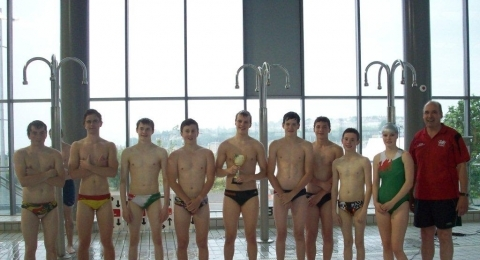 Carmarthen Water Polo Club banner image 2