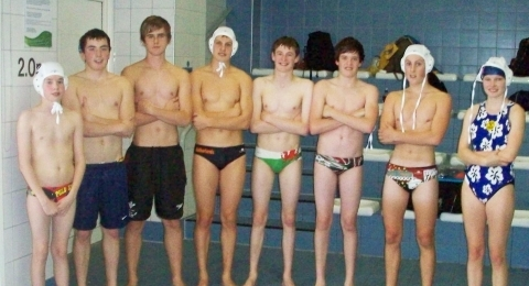 Carmarthen Water Polo Club banner image 8