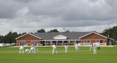 Westhoughton Cricket Club banner image 1