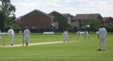 Westhoughton Cricket Club banner image 5