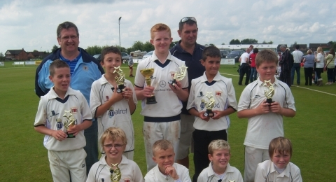 Westhoughton Cricket Club banner image 4