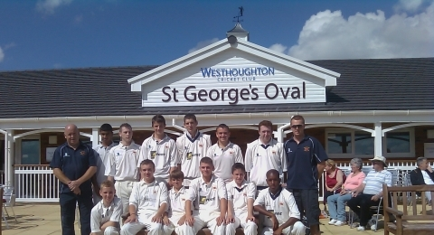 Westhoughton Cricket Club banner image 3