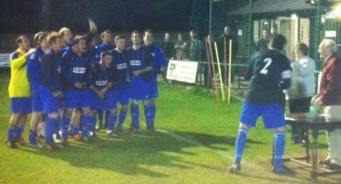 West Witney FC banner image 1