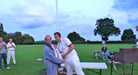 Coggeshall Town Cricket Club banner image 2