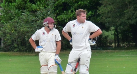 Coggeshall Town Cricket Club banner image 3