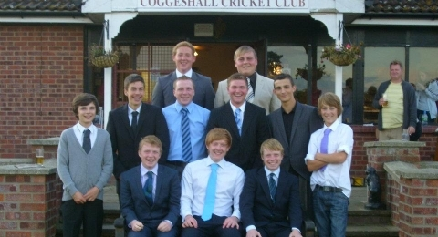 Coggeshall Town Cricket Club banner image 4