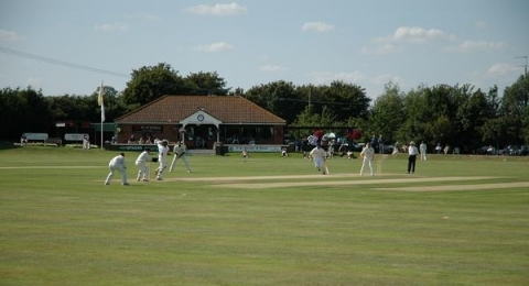 Coggeshall Town Cricket Club banner image 6