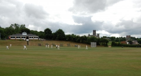 Durham City Cricket Club banner image 4