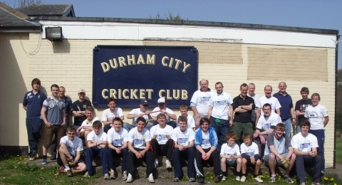 Durham City Cricket Club banner image 2
