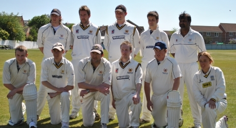 Durham City Cricket Club banner image 7