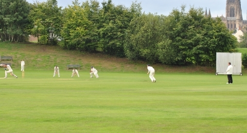 Durham City Cricket Club banner image 3