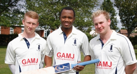 Henlow Cricket Club banner image 1