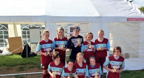 Burnley Football Club Ladies banner image 2