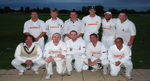 TRENT BRIDGE CRICKET TEAM banner image 7