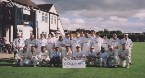 TRENT BRIDGE CRICKET TEAM banner image 4