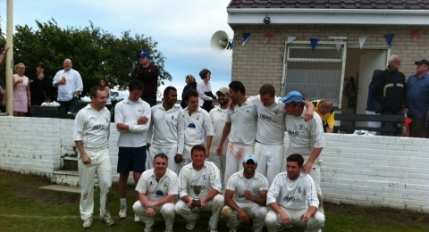 Great Harwood Cricket Club banner image 5