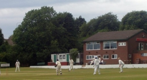 Great Harwood Cricket Club banner image 4