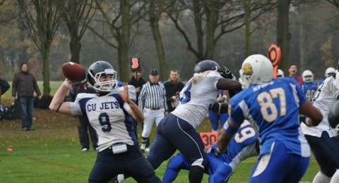 Coventry University Jets banner image 3