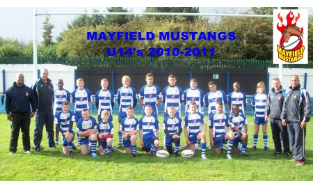 Mayfield Mustangs banner image 4