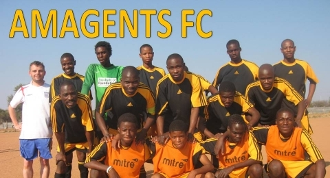 Amagents Football Club 2013 banner image 2