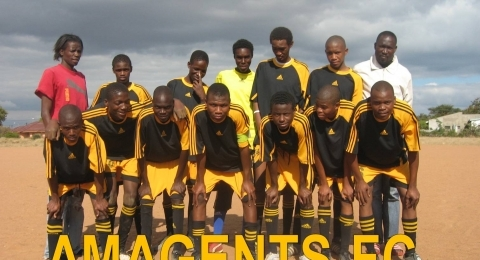 Amagents Football Club 2013 banner image 8
