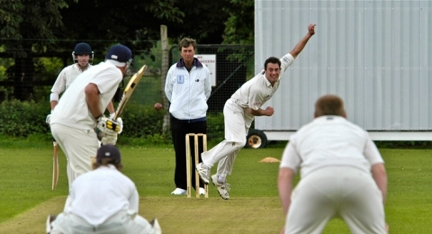 Knebworth Park Cricket Club banner image 1