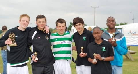 WALTHAM ABBEY FOOTBALL CLUB U18's banner image 3