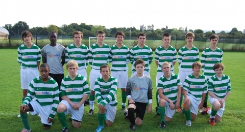 WALTHAM ABBEY FOOTBALL CLUB U18's banner image 6