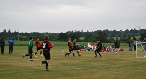 WALTHAM ABBEY FOOTBALL CLUB U18's banner image 1