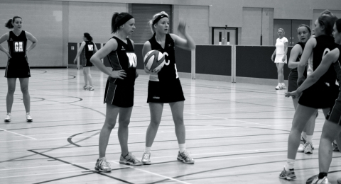 Harlequins Netball Club banner image 7