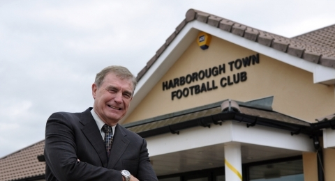 Harborough Town FC banner image 5