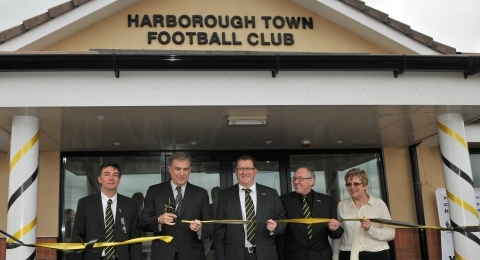 Harborough Town FC banner image 6