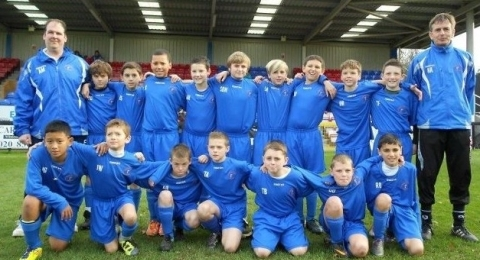 Kingfisher Junior Football Club banner image 7