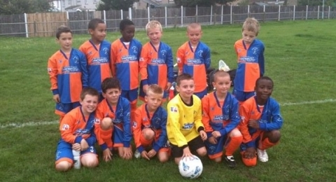 Kingfisher Junior Football Club banner image 2