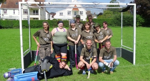 Taunton Civil Service Hockey Club banner image 5
