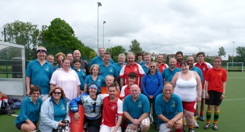 Taunton Civil Service Hockey Club banner image 3