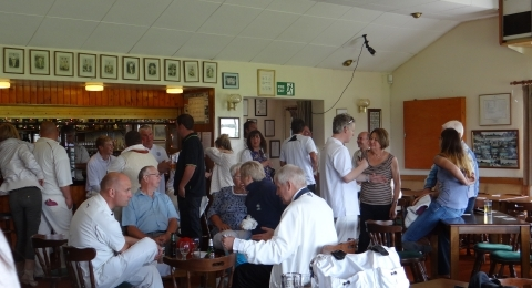 Long Marston Cricket Club banner image 7