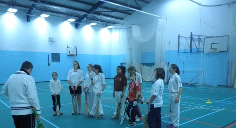 Holme Valley Girls Cricket Club banner image 7