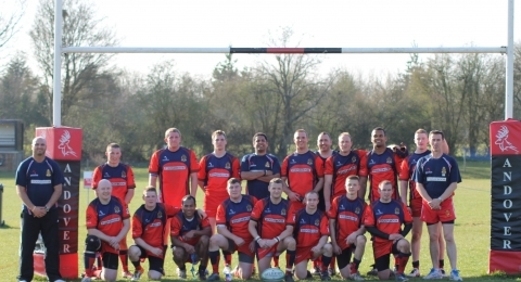 Adjutant General's Corps Rugby League banner image 6