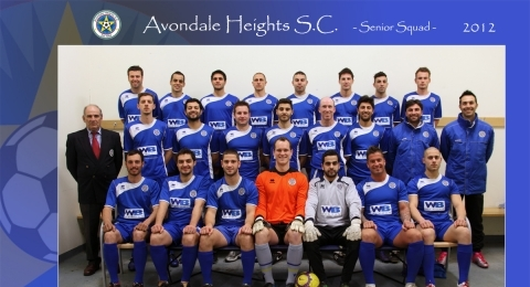 Avondale Heights Soccer Club banner image 2